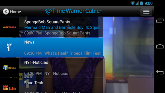 TWC TV® - screenshot thumbnail