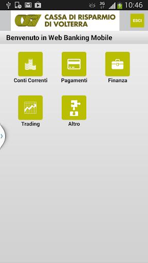 CRV Mobile Banking