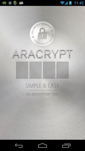 araCrypt