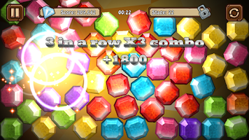 Screenshot of Gem Slash