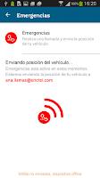 Screenshot of Parking Movistar