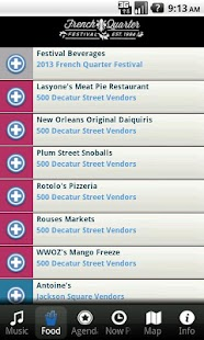 French Quarter Festival - screenshot thumbnail