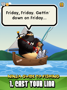 Ninja Fishing - screenshot thumbnail