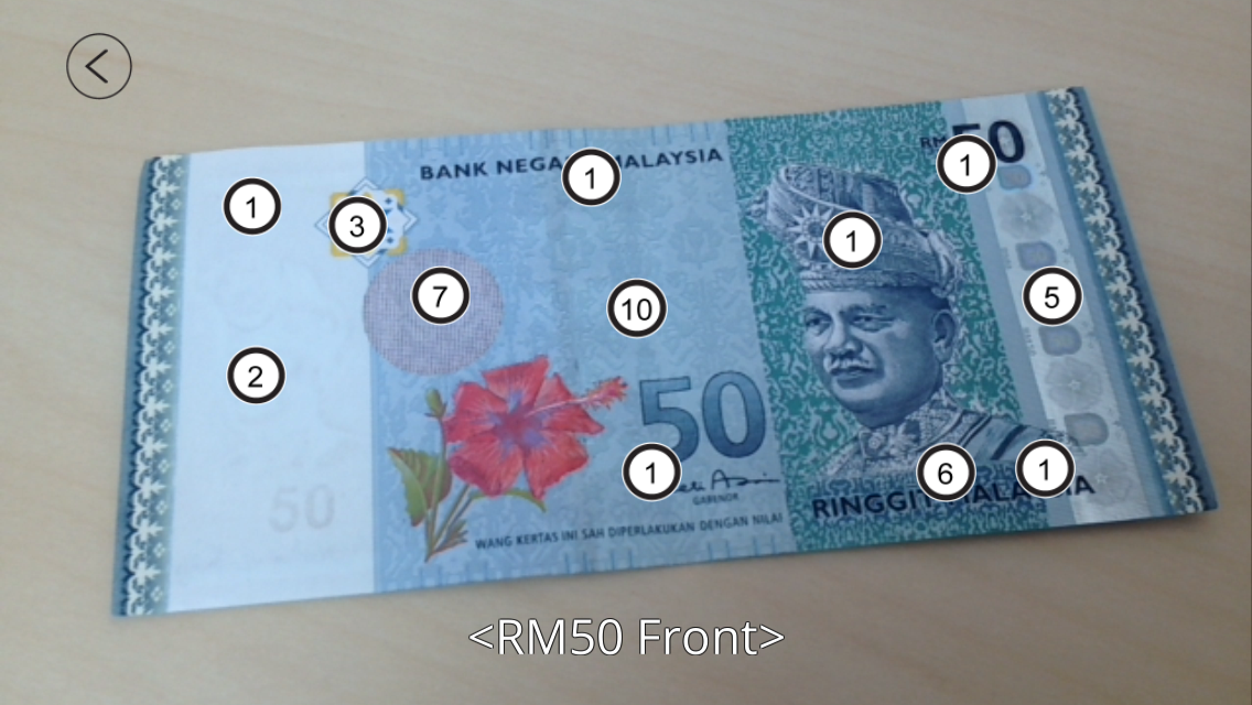 My Ringgit- screenshot