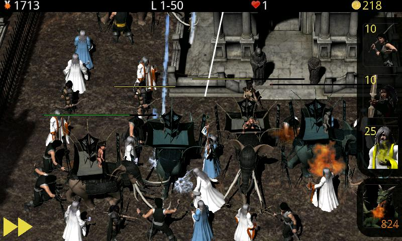 Element Defense - screenshot