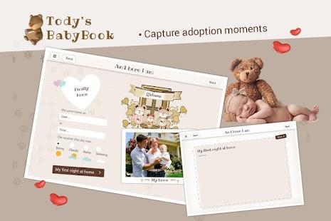 Приложения на Google Play – Tody's Adoption BabyBook
