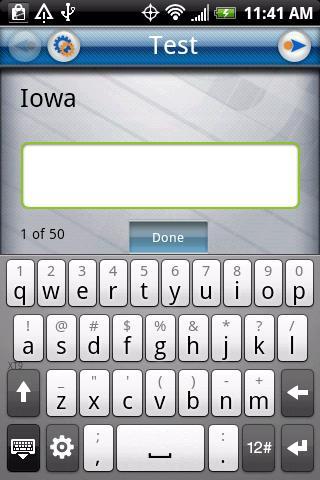 Quizard Flashcards- screenshot