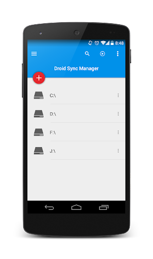 Droid Sync Manager Pro