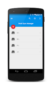 Droid Sync Manager Pro v2.2.4