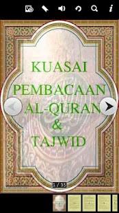 玩免費教育APP|下載Kuasai Ilmu Tajwid Cara Mudah app不用錢|硬是要APP