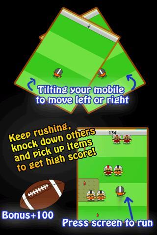 Football Rush AdFree- screenshot