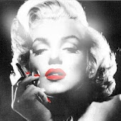 Color Smoke Marilyn Monroe