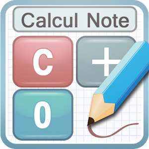 Calculator Note (Quick Memo) 商業 App LOGO-APP試玩