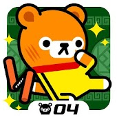 Tappi Bear - Kungfu Battle