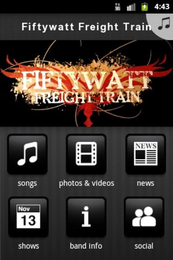 Fiftywatt Freight Train - screenshot