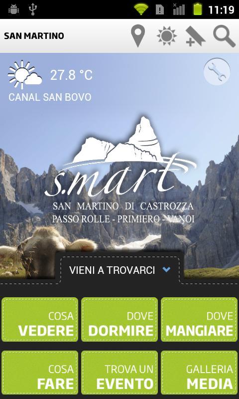 San Martino Travel Guide- screenshot