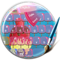 Melting Ice Cream Keyboard icon