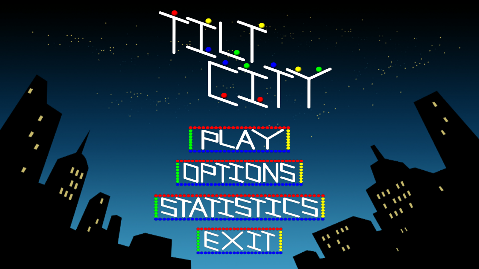 Tilt City- screenshot