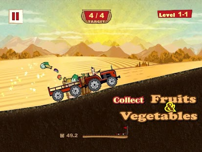 Tractor Hero- screenshot