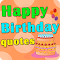 Happy Birthday quotes 160718 Apk