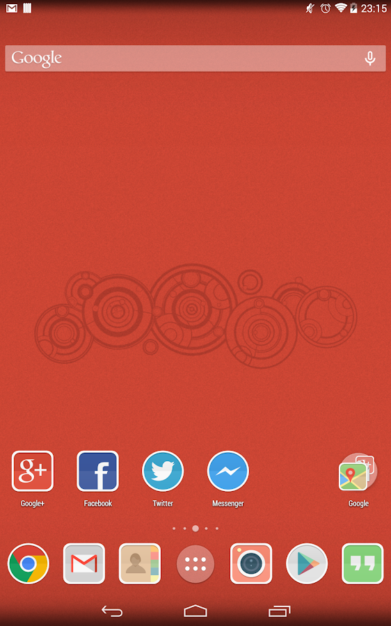 Numix Fold icon pack- screenshot