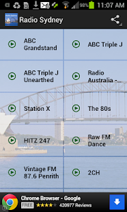 Radio Sydney - screenshot thumbnail