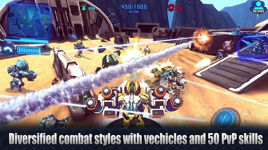 Star Warfare2:Payback v1.20.00 (Mod Gold/Mithril)