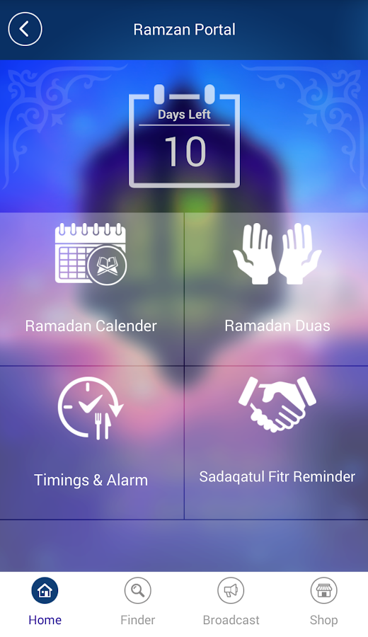 Qibla Quran Prayer : Deenwise- screenshot