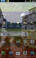 Screenshot of Transparent Phone Camera