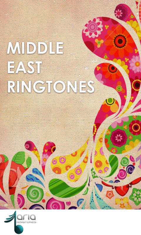 Middle East Ringtones- screenshot