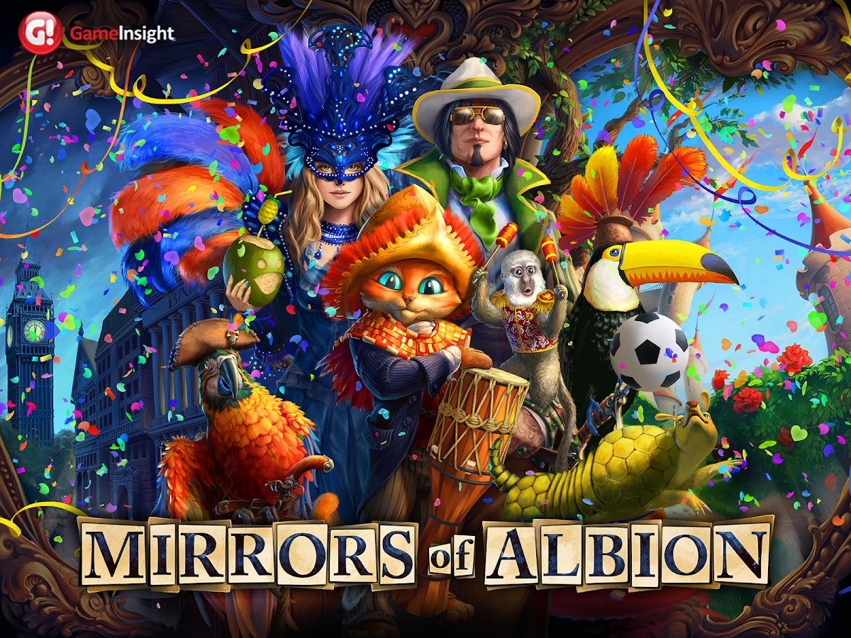 Mirrors of Albion - screenshot