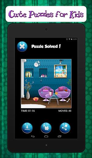 玩解謎App|子供のためのかわいいパズル免費|APP試玩