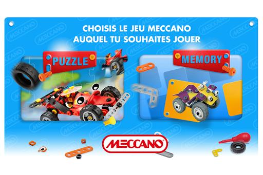 Meccano Games