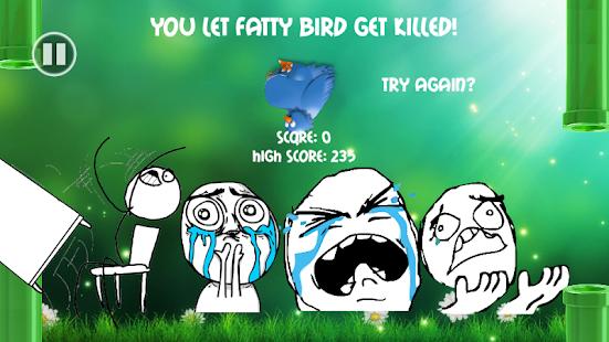 FATTY BIRD - FLY FAT