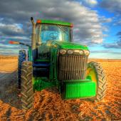 Tractors Live Wallpaper