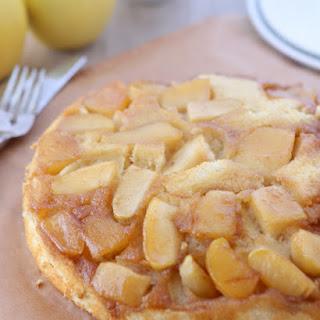 Light and Fluffy Baked Apple Pancake