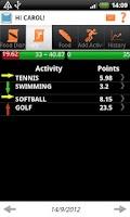 Screenshot of WeightObserver