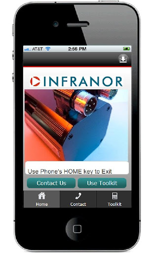 Infranor Motion Toolkit