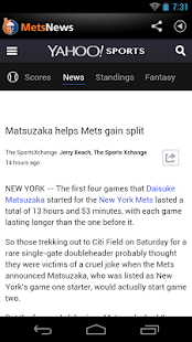 ZM: Mets News - screenshot thumbnail