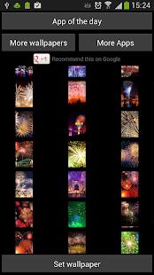 Fireworks Wallpaper 4 WhatsApp