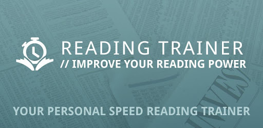 Reading Trainer image | 1