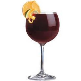 Sparkling Sangria Tradicional (Nonalcoholic)