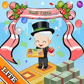 Donut Tycoon Lite -Board Game-