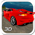 3D Night Track Racer icon