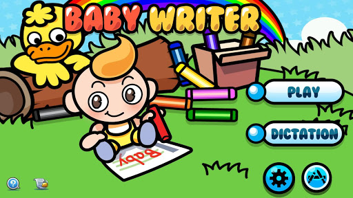 Baby Writer: Letters and Words