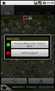 Airsoft Force Tracking - screenshot thumbnail