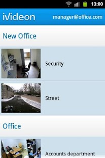 Ivideon Video Surveillance - screenshot thumbnail
