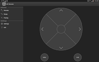 Screenshot of AIR Remote FREE for Apple TV