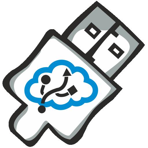 USB Tethering LOGO-APP點子