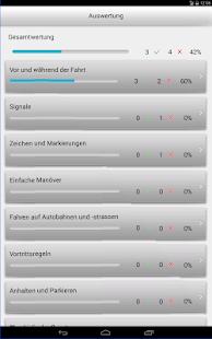 e.driver 2015 Theorieprüfung - screenshot thumbnail